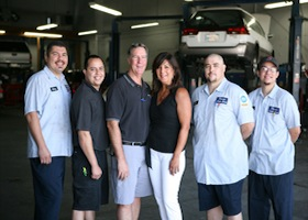 Davies Auto Care Mechanics