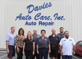 Our Mechanics Auto Repair Staff