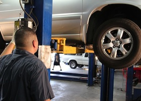 alignment and brake specialist