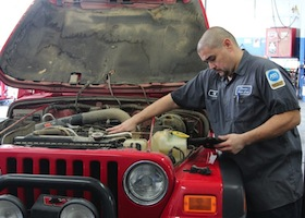 car electrical repair shops near me