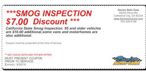 Coupon For Oil Change Company