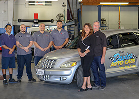 Our Mechanics Auto Repair Staff